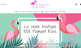 Du Flamant rose au Flamingo
