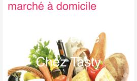 Tasty Market, votre marché à domicile
