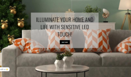 Sensitive LED Touch