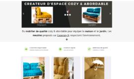 Site e-commerce sous WordPress