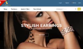 Jewelry Ness – E-commerce – Gamme: Premium ⭐⭐⭐ VENDU 🚀