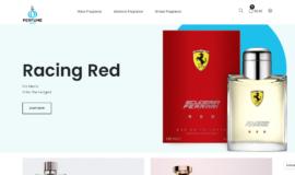 Perfume Ways – E-commerce – Gamme: Premium Supérieure ⭐⭐⭐⭐