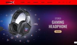 GamingX – E-commerce – Gamme: Premium ⭐⭐⭐
