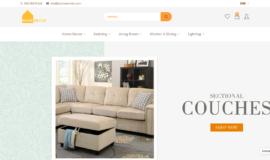 Home Decor – E-commerce – Gamme: Premium Supérieure ⭐⭐⭐⭐