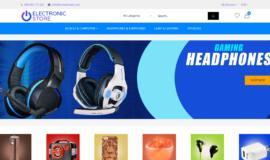 Electronic Store 🎯Opération Q4🎯 Gamme: Premium Supérieure ⭐⭐⭐⭐